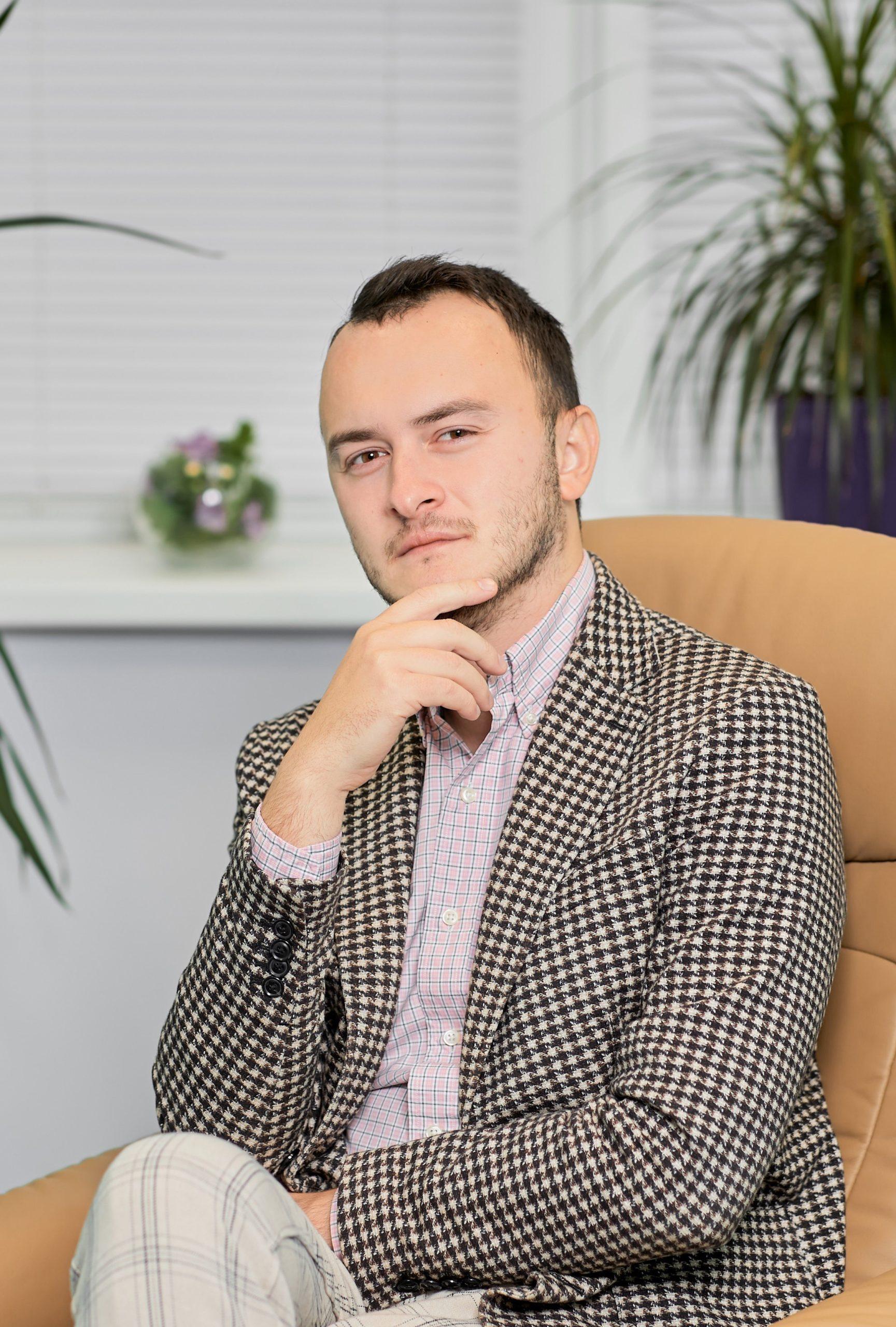 Объедков Илья Викторович